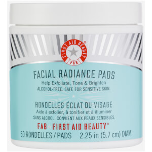 First Aid Beauty Facial Radiance Pads (60 puder)
