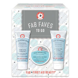 First Aid Beauty FAB Faves to Go -setti