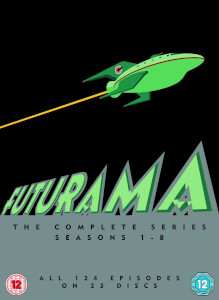 Futurama Temporada 1-8