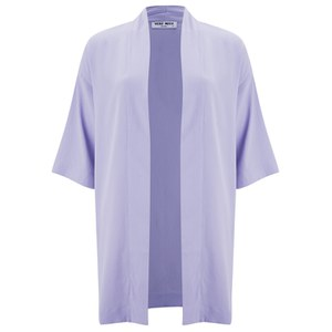 Vero Moda Women's Mally Kimono - Purple Heather