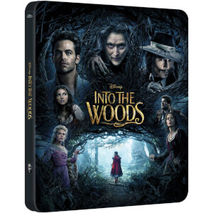 Into the Woods - Zavvi UK Exclusive Limited Edition Steelbook