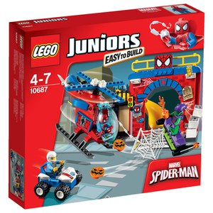LEGO Juniors: Spider-Man™ Hideout (10687)