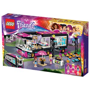 LEGO Friends: Pop Star Tour Bus (41106)