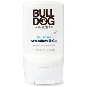Bálsamo After Shave Sensível da Bulldog 100 ml