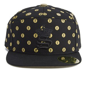 Soul Star Men's MH SSTR 1976 Cap - Black