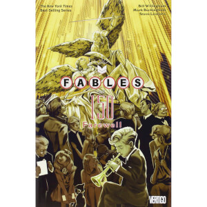 DC Comics Vertigo Fables - Volume 22 Paperback Graphic Novel