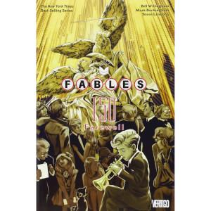 DC Comics Vertigo Fables - Volume 22 Paperback Graphic Novel