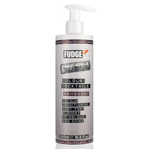 Fudge Colour Cocktail -hoitoaine, Mahogany (500ml)