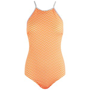 MINKPINK Women's Sun Kissed Chevron Swimsuit - Multi