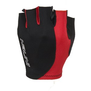 Nalini Accessories Logo Gloves - Black/Red
