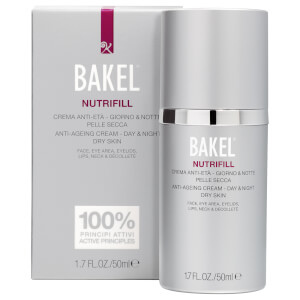 BAKEL Nutrifill Extra Nourishing Cream (50ml)
