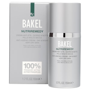 BAKEL Nutriremedy 24H Comfort Cream Very Dry Skin (50 ml)