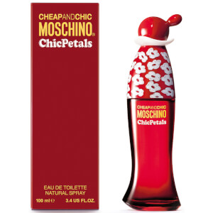 Moschino Chic Petals Eau de Toilette 100ml