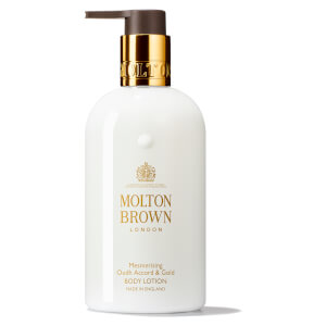 Molton Brown Oudh Accord и Gold Body Lotion (300мл)