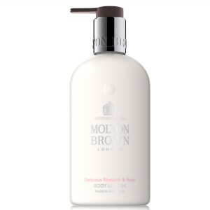 Molton Brown lotion corporelle de la rhubarbe et de la rose (300ml)