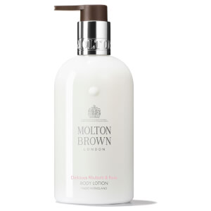 Molton Brown Delicious Rhubarb and Rose Body Lotion (300ml): Image 1