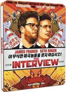 The Interview - Steelbook (Inklusive UltraViolet Copy)
