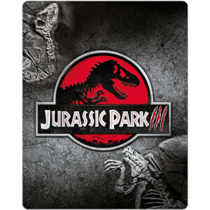 Jurassic Park III - Zavvi UK Exclusive Limited Edition Steelbook (Limited to 3000 Copies)