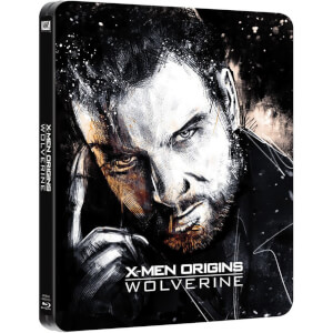 X-Men Origins: Wolverine - Steelbook Edition (UK EDITION)