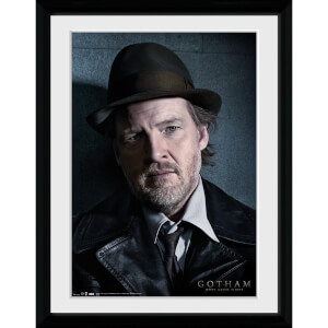 Gotham Harvey Bullock - 16x12 Framed Photographic