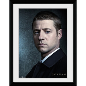 Gotham James Gordon - 16x12 Framed Photographic