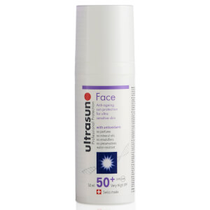 Ultrasun Face Anti-Ageing Lotion SPF 50+ 50 ml
