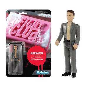 Fight Club ReAction Actionfigur The Narrator