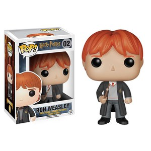 HARRY POTTER - RON WEASLEY POP! VINYL