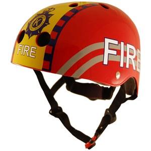 Kiddimoto Fire Helmet