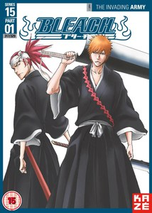 Bleach - Series 15 Part 1 (Episodes 317-329)