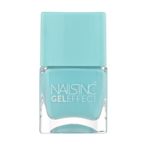 Nails inc. Esmalte de uñas Queens Garden Gel Effect (14 ml)