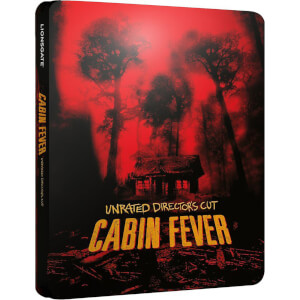 Cabin Fever - Zavvi UK Exclusive Limited Edition Steelbook (2000 Only)
