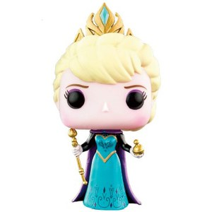 Disney Frozen Coronation Elsa with Orb Exclusive Pop! Vinyl Figure