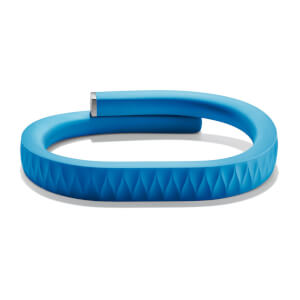Up By Jawbone Sleep and Activity Tracking/Health and Fitness Wristband - Blue - Small - Grade A Refurb