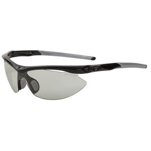 Tifosi Slip Interchangeable Sunglasses - Race Silver/Fototec Light Night