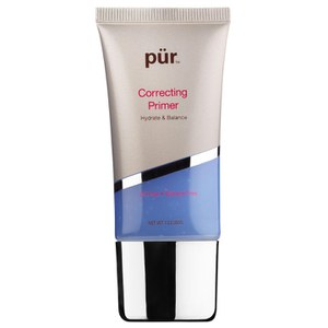 PUR Colour Correcting Primer in Hydrate & Balance in Purple.