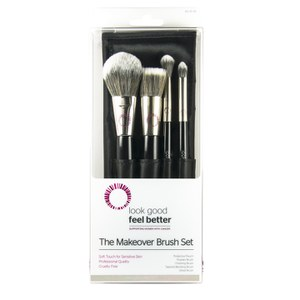 Look Good Feel Better: The Make Over Brush Set -sivellinsarja