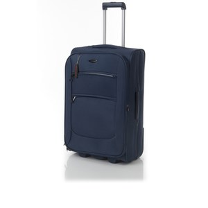 Redland '50FIVE Collection' 2 Wheel Trolley Suitcase - Navy - 65cm