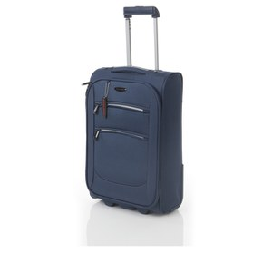 Redland '50FIVE Collection' 2 Wheel Trolley Suitcase - Navy - 55cm