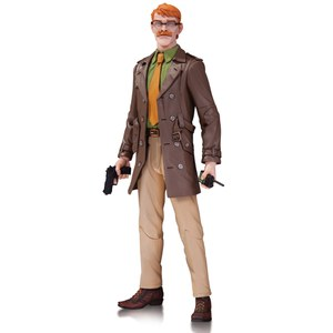 DC Comics Designer Figura Serie 3 Commissioner Gordon by Greg Capullo