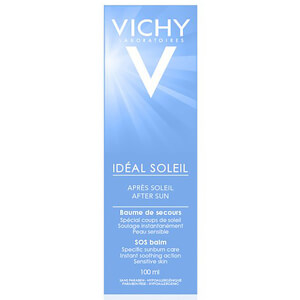 Vichy Ideal Soleil baume de secours 100ml