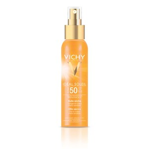 Vichy Ideal Soleil Body Oil SPF 50 125Ml