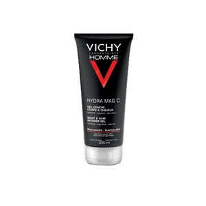 Vichy Homme Invigorating Hydra Mag-C Shower Gel 50 ml