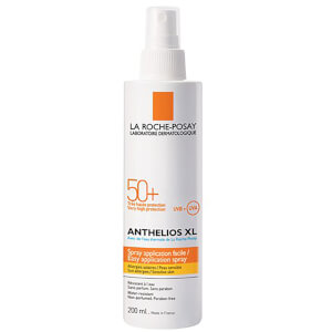 La Roche-Posay Anthelios XL Ultra Light Spray - SPF 50+ (200ml)