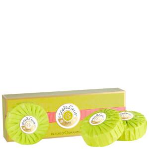Roger&Gallet Fleur d'Osmanthus Soap Dose3 X 100 g