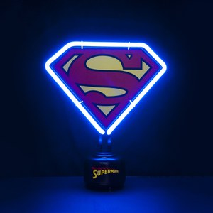 Superman DC Comics Mini Neon: Image 1