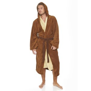 Jedi Outfit Inspired Star Wars Fleece Robe