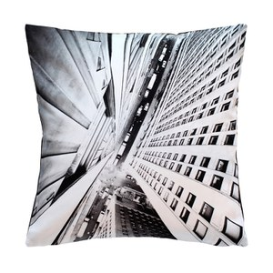 Vertical City Cushion - Multi