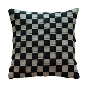 Checkerboard Cushion - Multi
