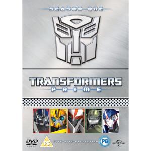 Transformers Prime - Season 1 Parts 1-5 Collection